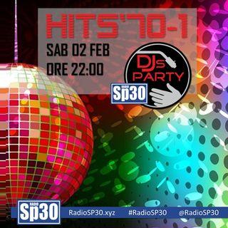 #djsparty - #hits'70-1 version - Mixed By Dj Cri