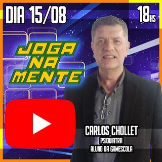 """Carlos Chollet - """"Um chamado de Deus"""""""