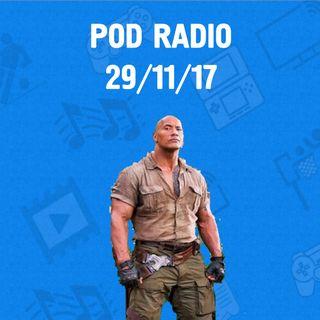 Pod Radio 29th November