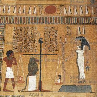 Piuma di Maat - Archetipo - Allineamento interiore alla Verità [simboli e archetipi]