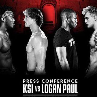 KSI VS LOGAN PAUL/DEJI VS JAKE PAUL PODCAST TALK