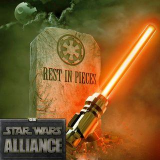 LEGO Star Wars Terrifying Tales Review : Star Wars Alliance XLI