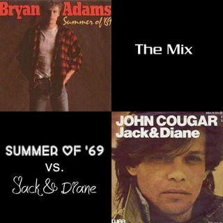 Summer of '69 vs Jack & Diane