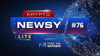 Krypto Newsy Lite #76 | 23.09.2020 | Ethereum zaraz wróci na $400? Dziura w Lighting Network, CIA i Blockchain, Finanse Tezos Foundation!