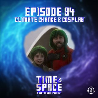 Climate Change & Cosplay