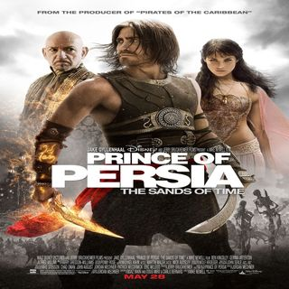 My Take Radio Presents: The Minority Film Report- The Prince Of Persia