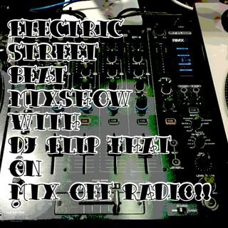 Electric Street Beat MixShow 3/8/21 (Live DJ Mix)