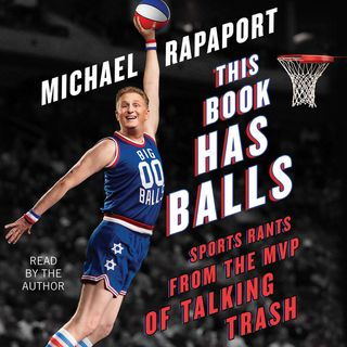 Michael Rapaport This Book Has Balls