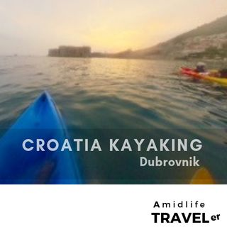 Croatia Kayak Tour Around the Cursed Island of Lokrum