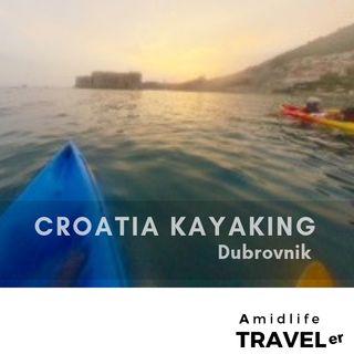 Croatia Kayak Tour Around the Cursed Island of Lokrum