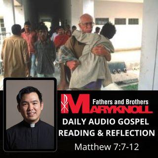 Thursday of the First Week of Lent, Matthew 7:7-12
