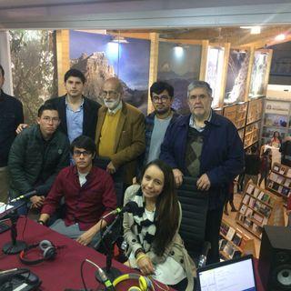 Homenaje a la Literatura Argentina desde Filbo2018