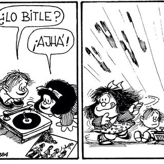 Mafalda, primera emisión