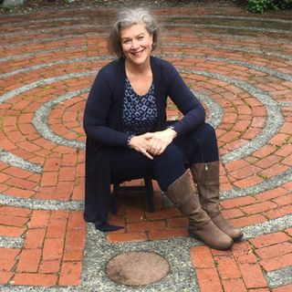 Seeking the Heart of the Labyrinth with Lea Goode-Harris