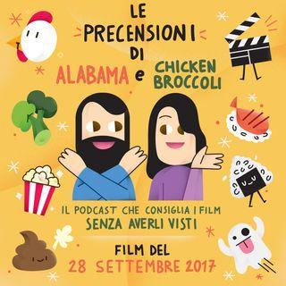 LE PRECENSIONI • S2E4 • 28 settembre 2017