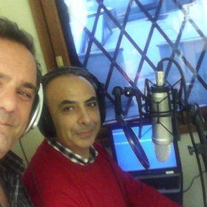 Ciccio e Max on the radio