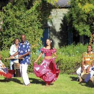 NoMI Maloya from La Réunion