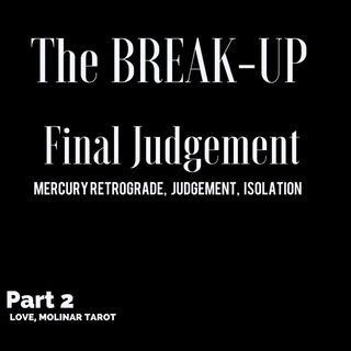 Intuitive Energy Forecast  Break-Up. Final Judgement Pt.2