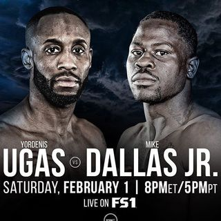 Yordenis Ugas vs. Mike Dallas Alternative Commentary