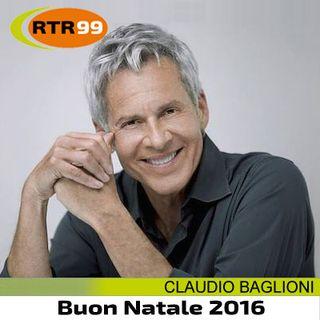 RTR 99 Claudio Baglioni Auguri di Natale 2016