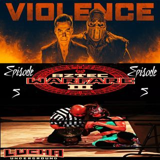 5. Lucha Underground Aztec Warfare 3