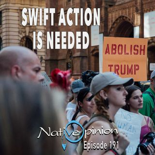 "Episode 191 ""Swift Action Needed"""