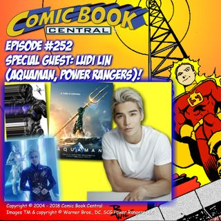 #252: Ludi Lin from Aquaman and Power Rangers