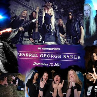 Celebrate Warrel Dane with Jim Sheppard's Dead Heart Collective - Livestream