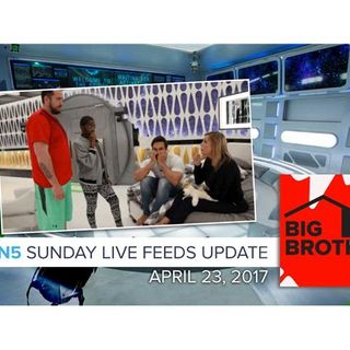 Big Brother Canada 5 Live Feeds Update | Sunday, April 23, 2017
