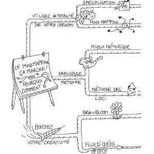 377. Organisez votre vie avec le mind-mapping #BookClub