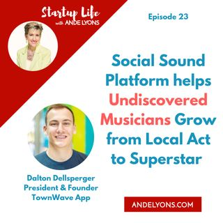Social Sound Platform helps Undiscovered Musicians Grow from Local Act to Superstar