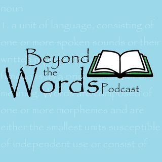 Beyond the Words Episode 31: I've Written a Book... Now What?, with Carly Marino