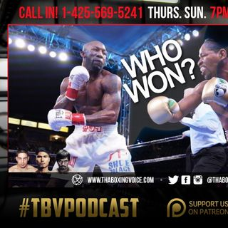 ☎️Shawn Porter #AndStill😱Ugas Robbed?? Bivol Destroys Smith🤕Yarde Victorious 🦁