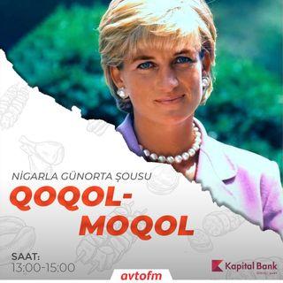 Şahzadə Diananın ən sevdiyi yeməklər | Qoqol-moqol #40