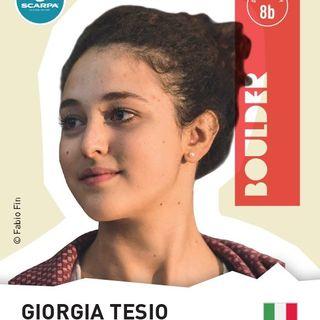 Diretta da isolamento: I campioni - Giorgia Tesio
