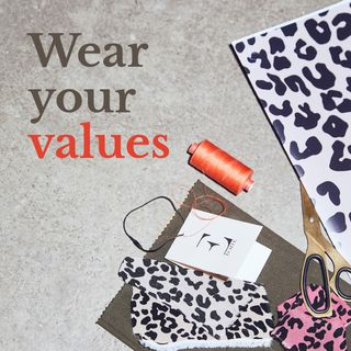 Wear your values