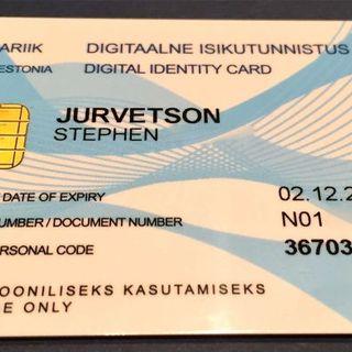 E-identity
