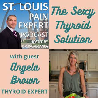 The Sexy Thyroid Solution with guest Angela Brown