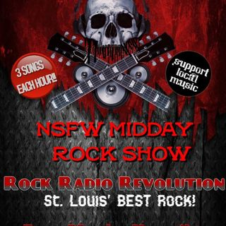 #MetalMonday #NSFW Midday Rock Show