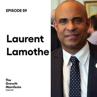 From Entrepreneur to Prime Minister of Haiti - Laurent Lamothe's growth story