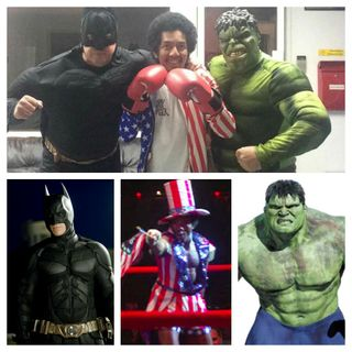 Bringin' It Back 060816 - Superheroes Night