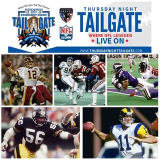 Gus Frerotte, Tony Collins, Matthew Hatchette, Robin Cole, & Jim Everett Join Us
