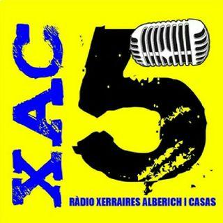 Anunci estrena Radio XAC5