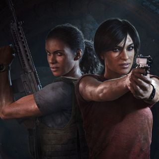 #172: Uncharted - The Lost Legacy, Friday 13th, Ark: Survival Evolved & more!