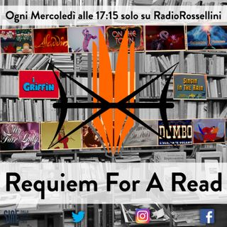 REQUIEM FOR A READ - Intervista a Davide Marchese dell'11-04-2017