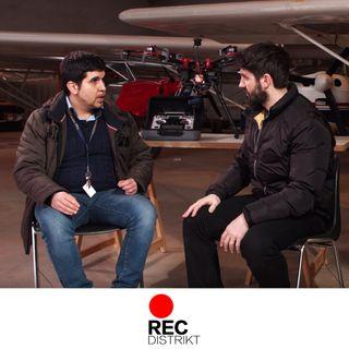 CENTRO ADDESTRAMENTO APR - tutto ciò che serve sapere per pilotare un drone  intervista#2