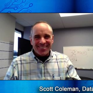 Scott Coleman, Data Diode Days - Secure Digital Life #97