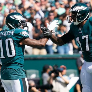 Episode 7: Kicking off Eagles positional preview series - WR