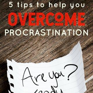 How Successful people beat Procrastination