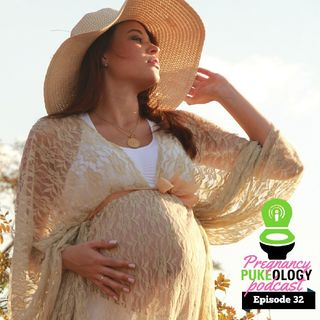 Pregnancy Brain & Improving Your Memory While Pregnant Pukeology Podcast Episode 32